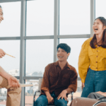 6 วิธีผูกมิตรเพื่อนร่วมงานใหม่
