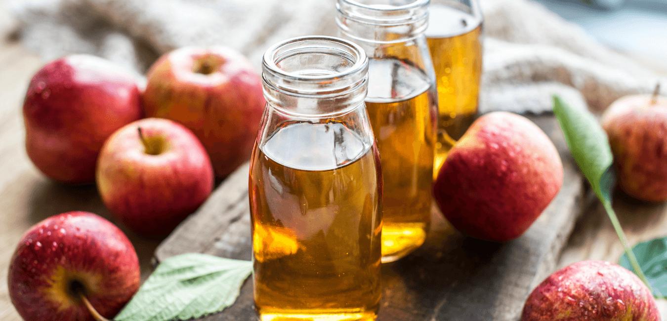 น้ำส้มสายชูแอปเปิล