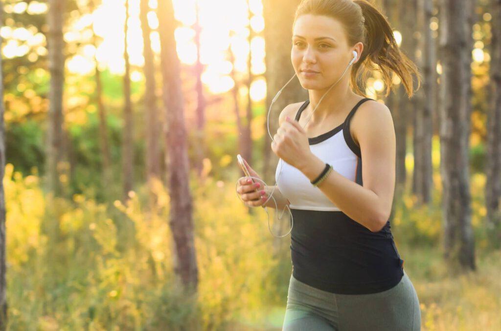 นิสัยรักการออกกำลังกาย
