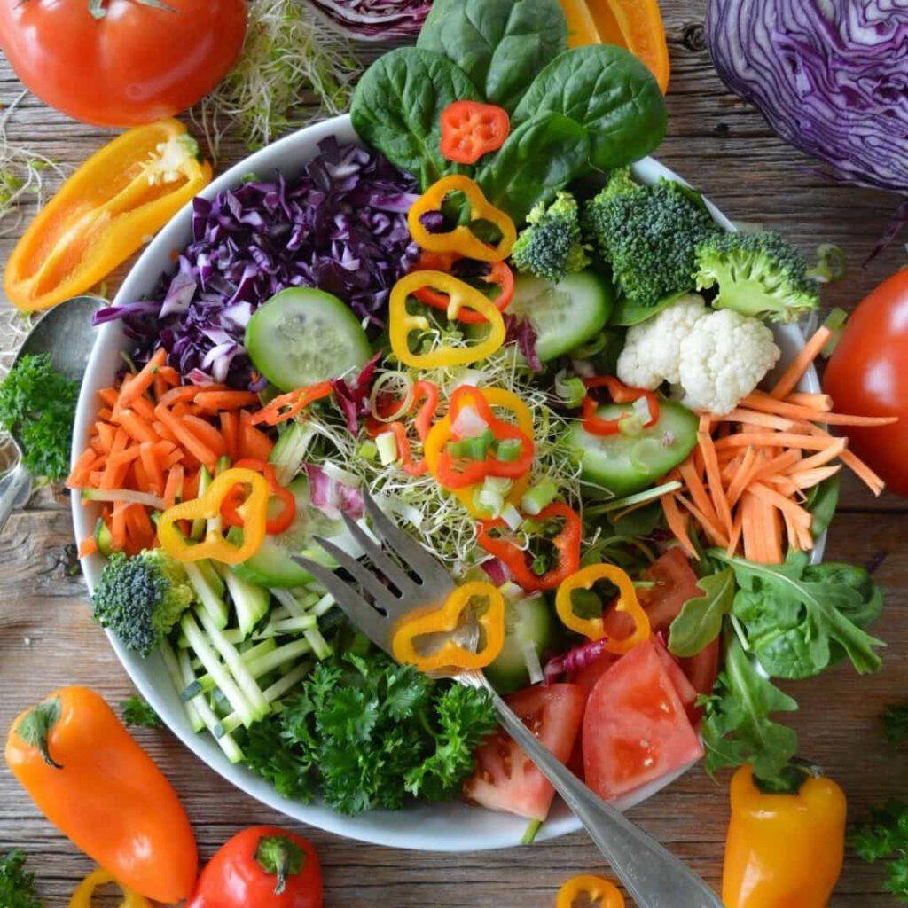 การกินเพื่อสุขภาพ