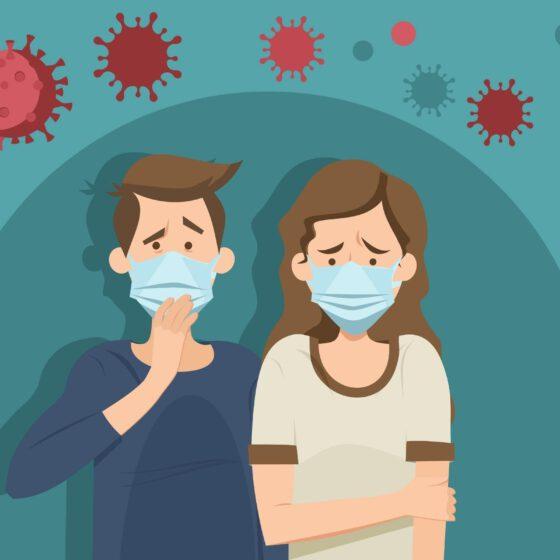ความวิตกกังวลจากโรคโควิด-19